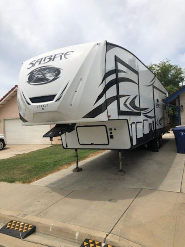 2017 Forest River Sabre 30RLT