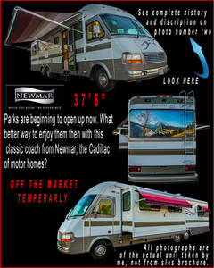 1995 Newmar Kountry Aire 3756