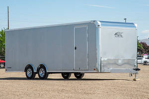 2020 ATC  Raven Enclosed Car Trailer