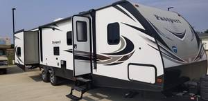 2018 Travel Lite Falcon 24BH