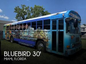 2007 Bluebird  30 TOUR BUS