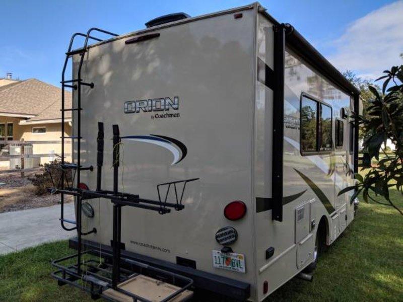 2018 Coachmen Orion T21TB twin bed, Class C RV For Sale By ...