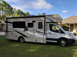 2018 Coachmen Orion T21TB twin bed