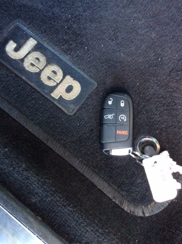 2014 Jeep Cherokee GRAND LIMITED
