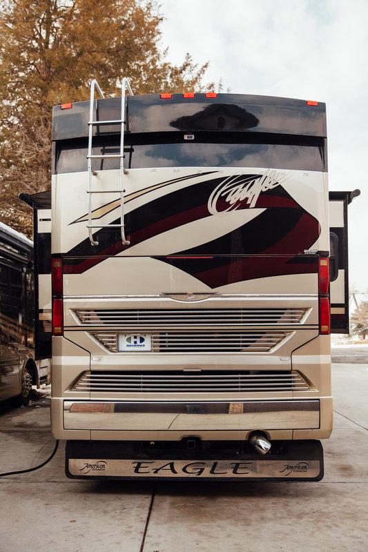 2007 Fleetwood American Eagle 42F American Coach