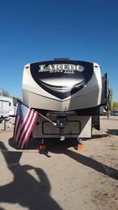 2018 Keystone Laredo Super Lite 296SBH