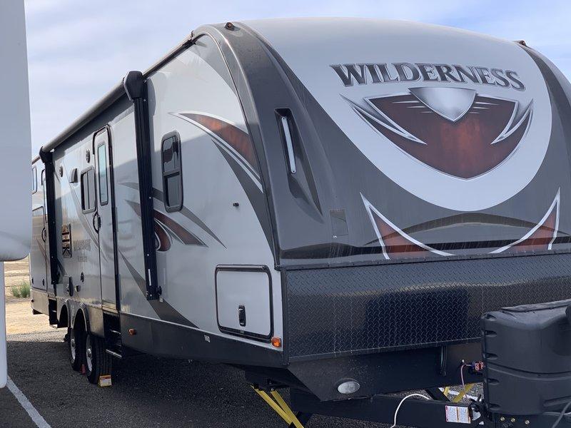 2018 Heartland Wilderness 3350DS