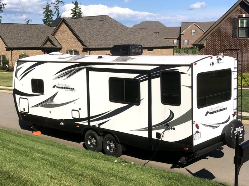 2018 Outdoors RV Mountain Series Timber Ridge 25RDS
