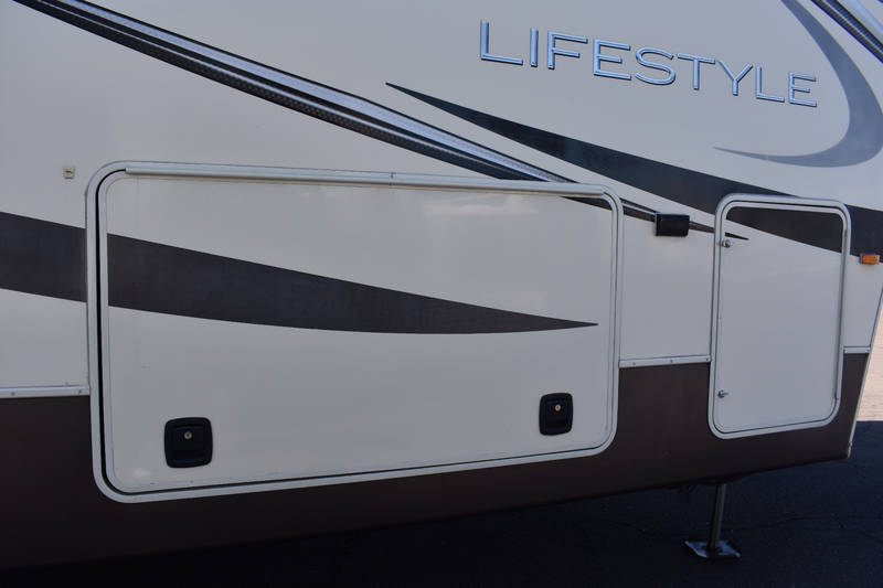 2015 Evergreen Evergreen LIFESTYLE LS38RS