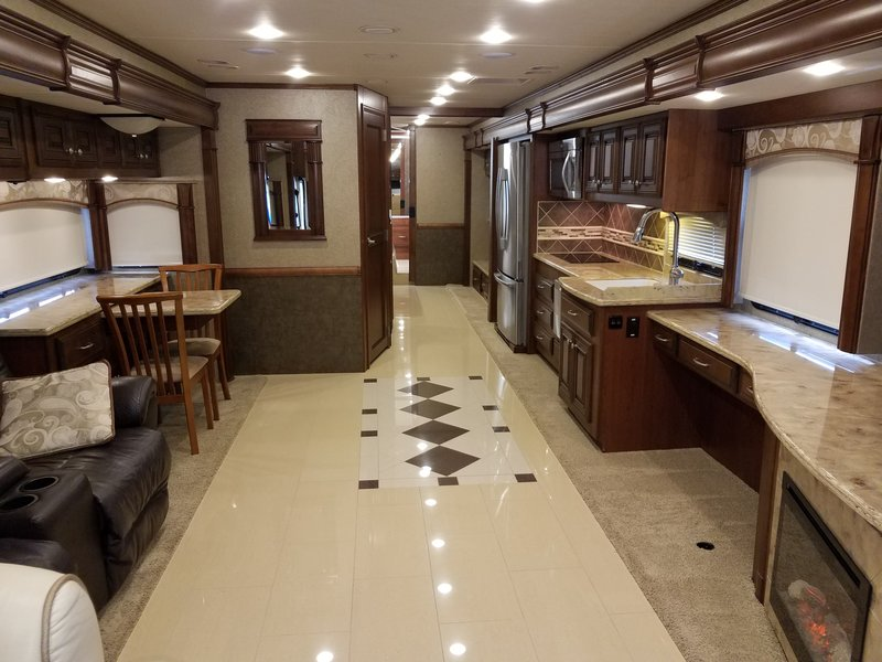 2014 Thor Motor Coach Tuscany 45LT