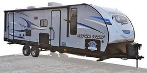 2018 Forest River Cherokee Alpha Wolf 27RK-L
