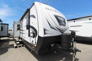2020 Outdoors RV Black Stone 250RKS
