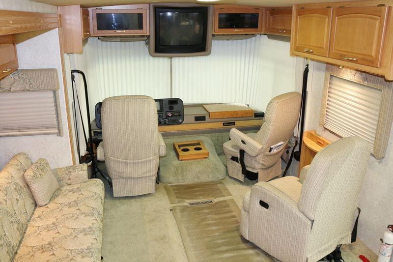 2001 Itasca Suncruiser 35U