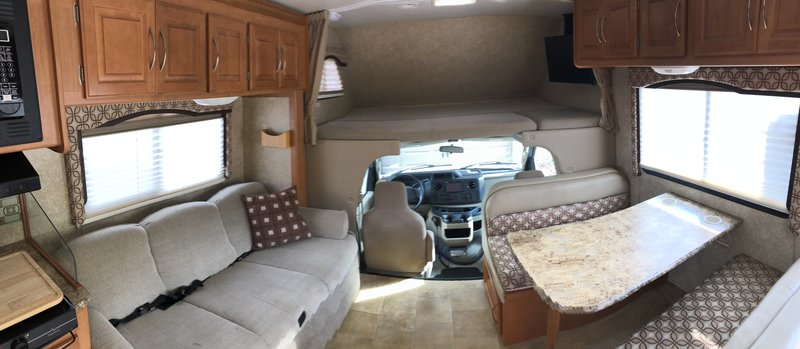 2011 Thor Motor Coach Four Winds 31B