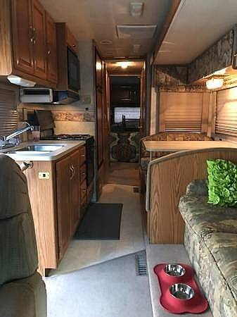 1997 Winnebago Adventurer 34DQ