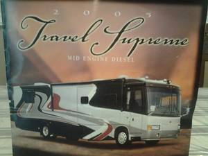 2005 Travel Supreme Mid Engine 41\