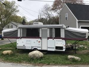 2007 Fleetwood Arcadia Camper