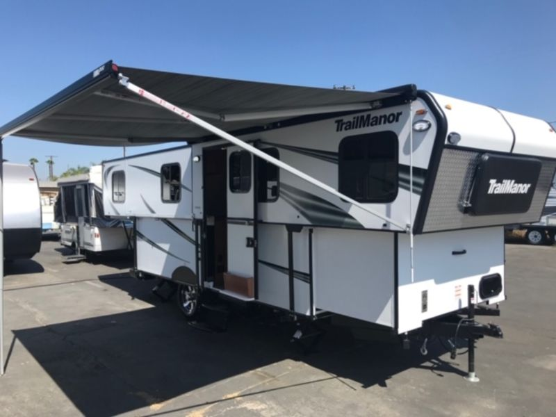 2019 TrailManor 2922KB, Folding Trailers RV For Sale in ...