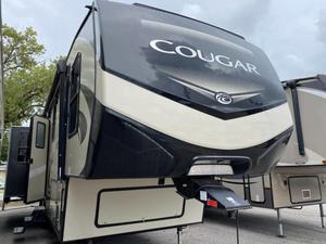 2018 Keystone Cougar 338RLK