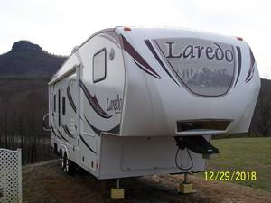 2012 Keystone Laredo 266RK
