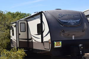 2016 Forest River Surveyor Family Coach 321BHTS