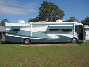 1999 American Coach American Eagle 40EVS