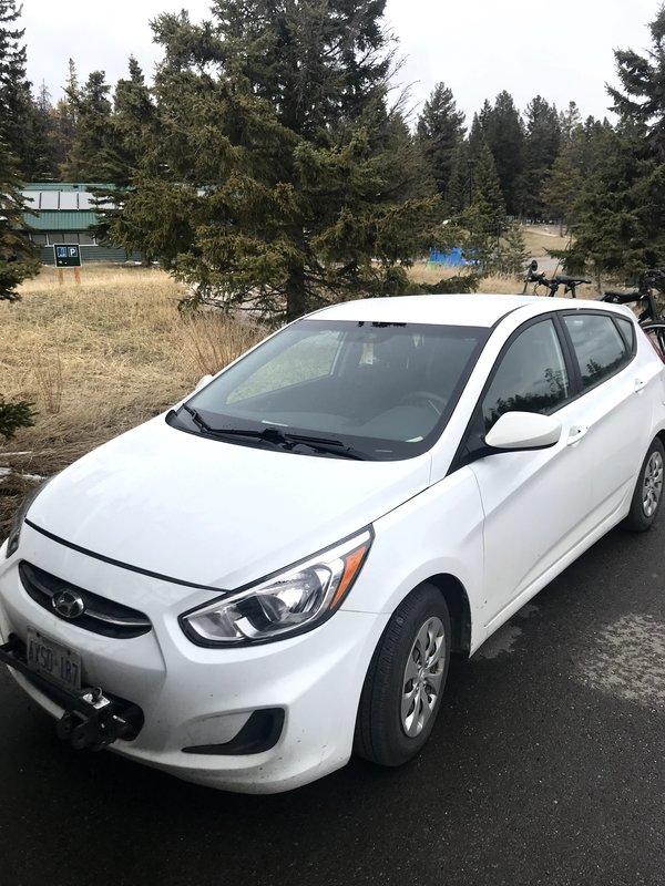 2017 Hyundai Hyundai Accent