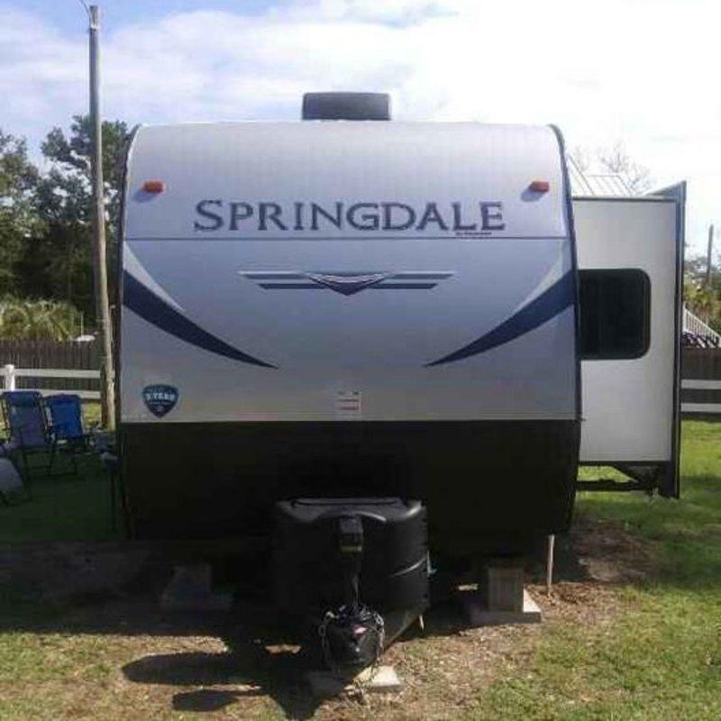 2020 Keystone Springdale 333RE