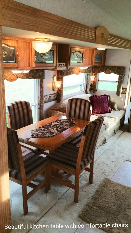 2005 Travel Supreme River Canyon 34KSTS0