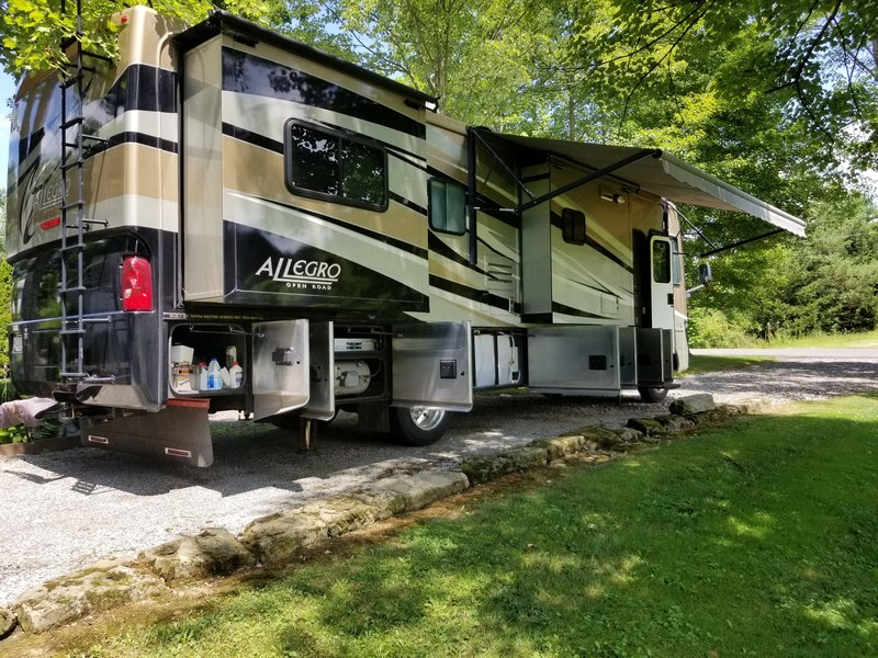 2011 Tiffin Allegro Open Road 34TGA
