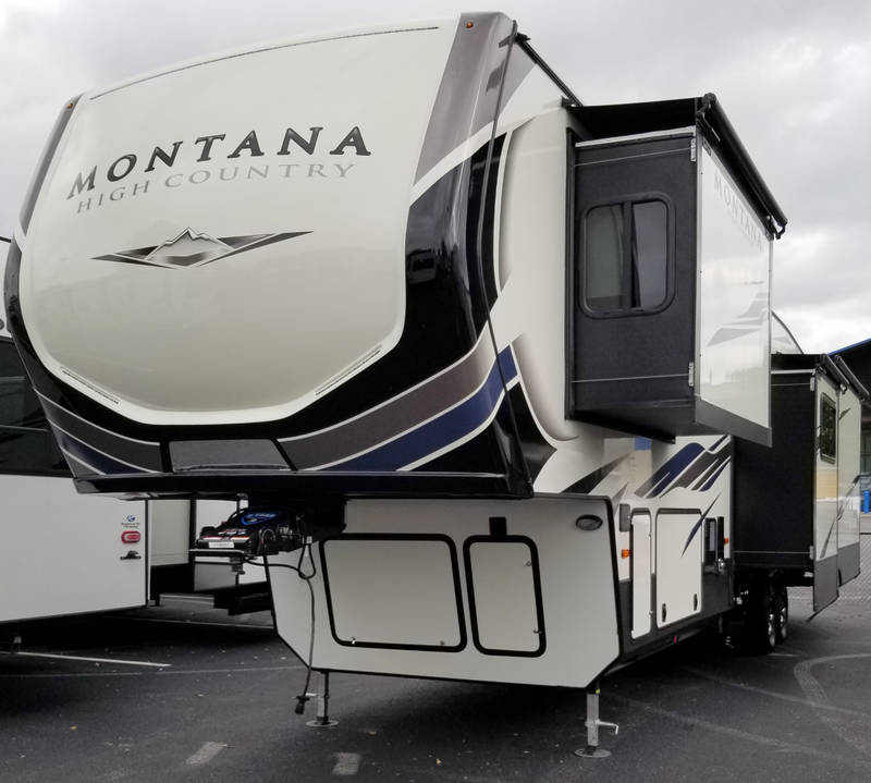 2021 Keystone Montana High Country 385BR