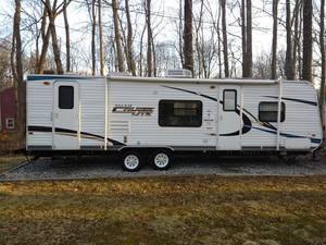 2012 Forest River Salem Cruise Lite 28BH