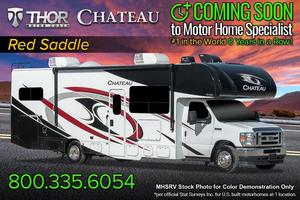 2022 Thor Motor Coach Chateau 31W