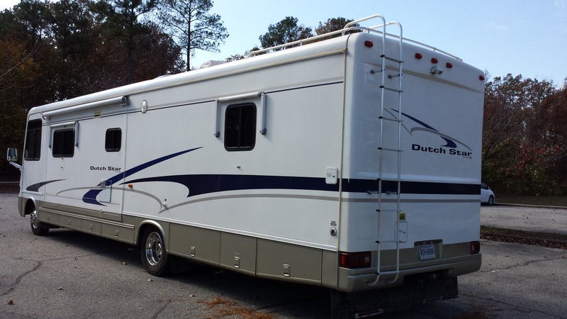 2001 Newmar Dutch Star 3666-Ford for sale - Glenn allen, VA