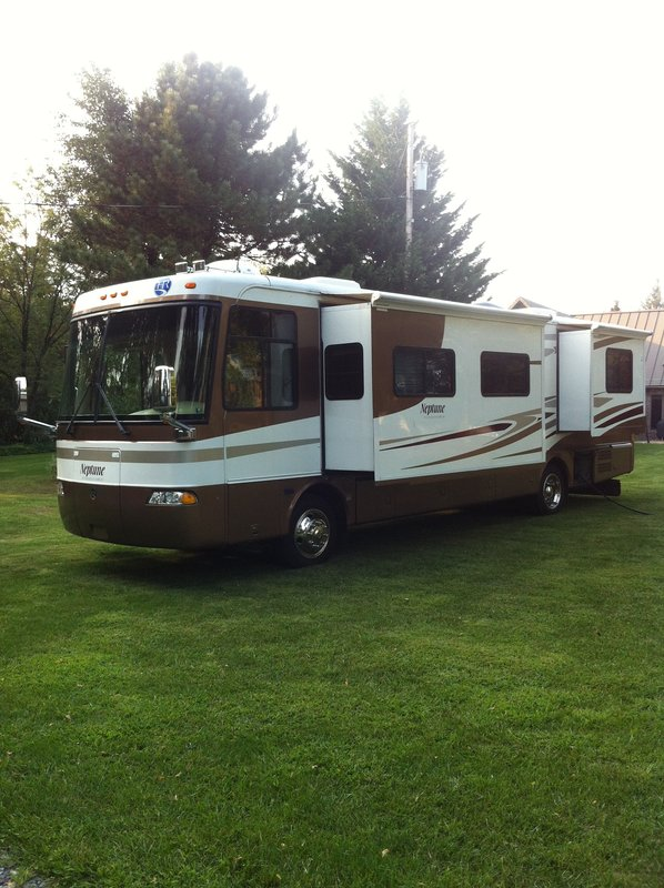 2005 Holiday Rambler Neptune 36PDD for sale - Greencastle, PA