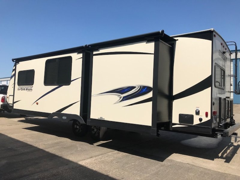 2018 Venture RV Sport Trek 320 vik