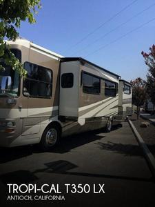 2007 National RV Tropical LX T350