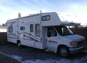 2002 Coachmen Leprechaun 279DS