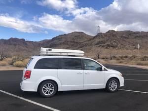 2017 Dodge Grand Caravan JUCY build Trailblazer
