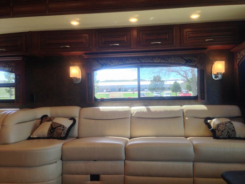 2012 Entegra Coach Anthem 44SL