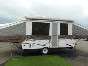 2013 Forest River Rockwood Tent Freedom Series 2270