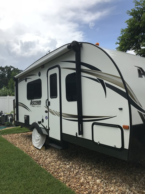 2014 EverGreen Ascend A191RB