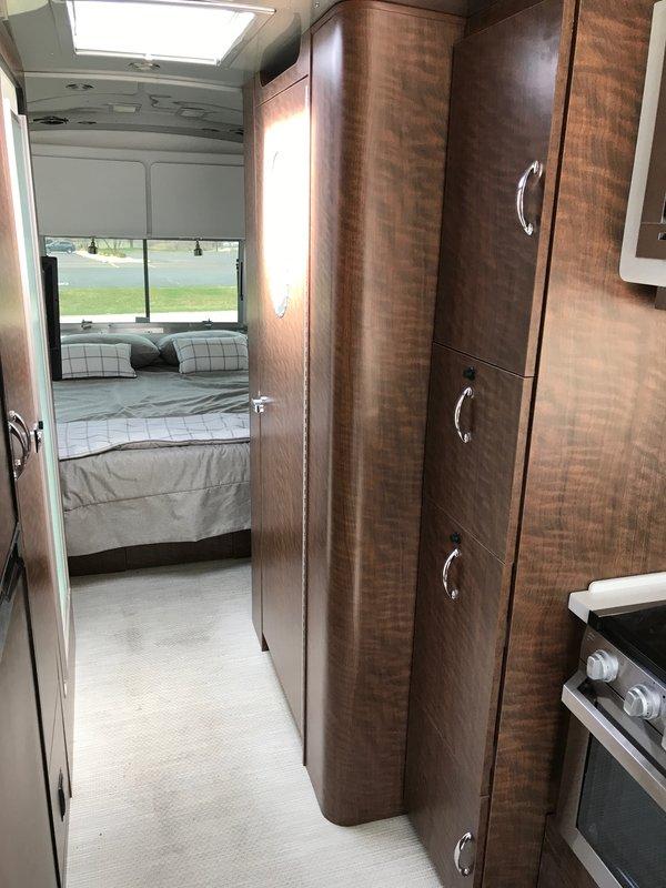 2018 Airstream Globetrotter