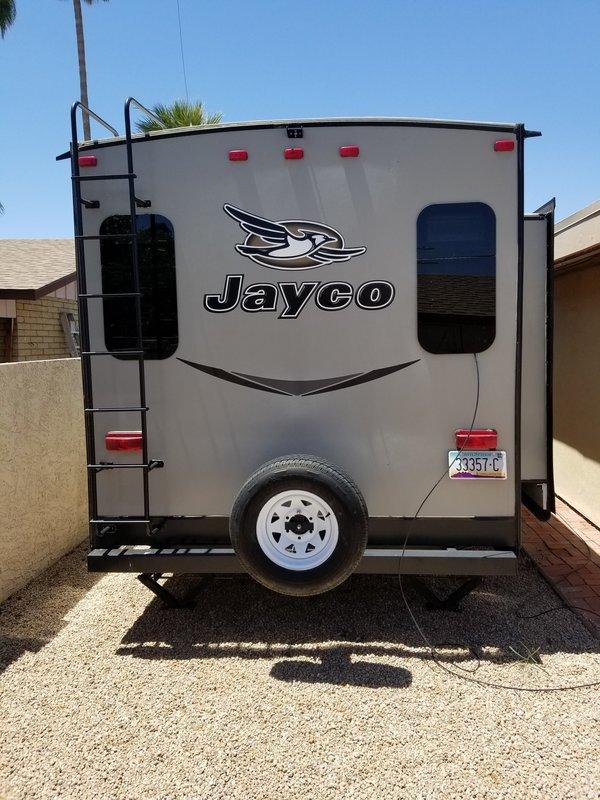 2016 Jayco Jay Flight 33RLDS
