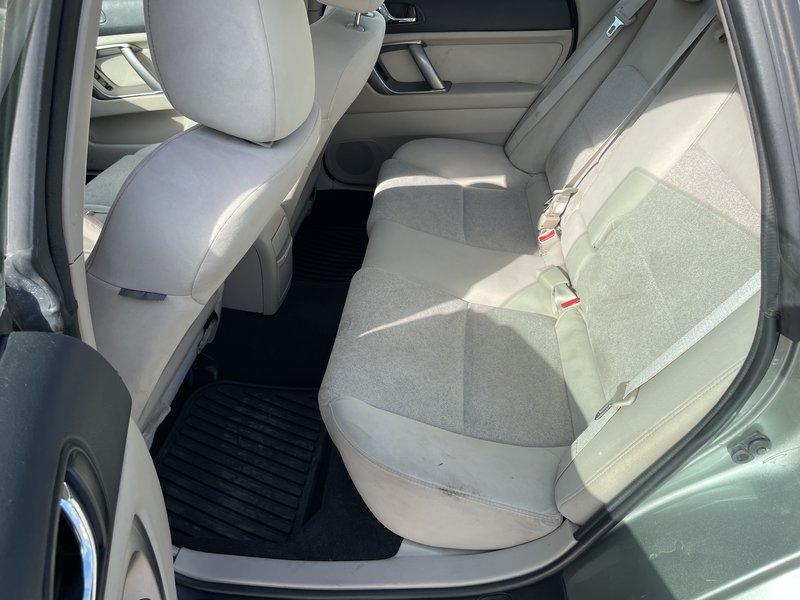 2009 Subaru Impreza Legacy