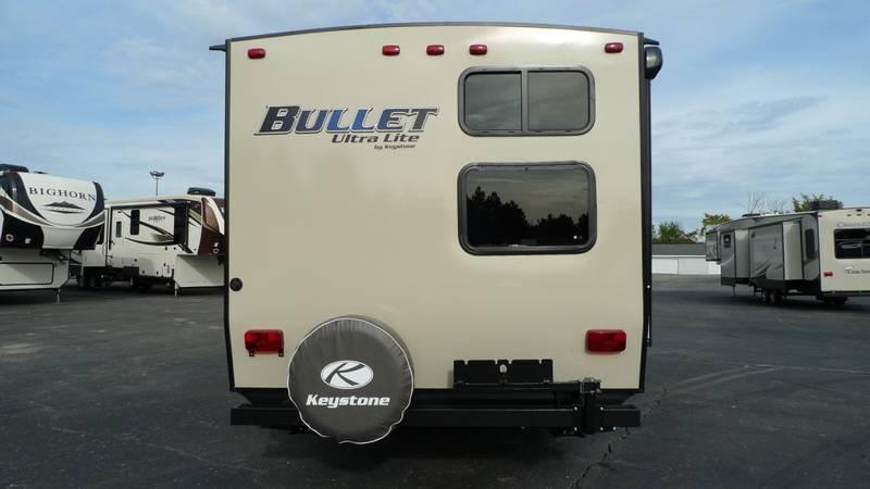 2018 Keystone Bullet 243BHS