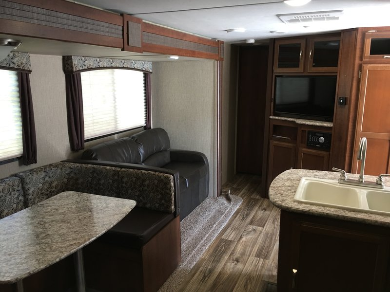 2016 Keystone Passport Grand Touring 3350BH Grand Touring