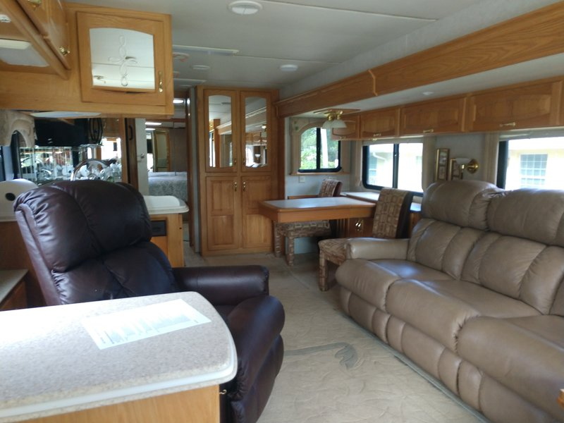2003 Newmar Mountain Aire 4097