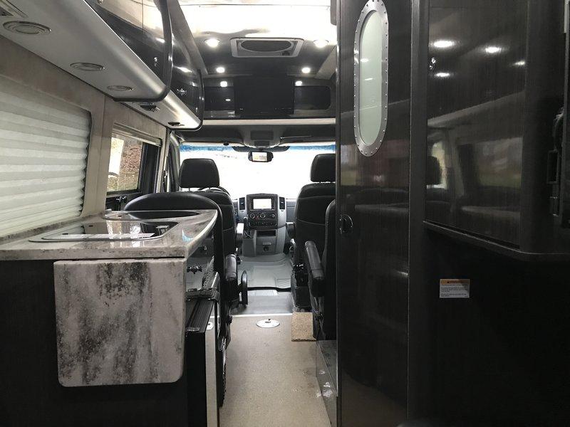 2014 Airstream Interstate 3500 Grand Tour EXT