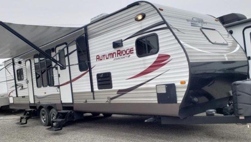 2015 Starcraft Autumn Ridge 336FKSA